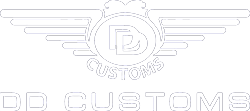 DD Customs Logo