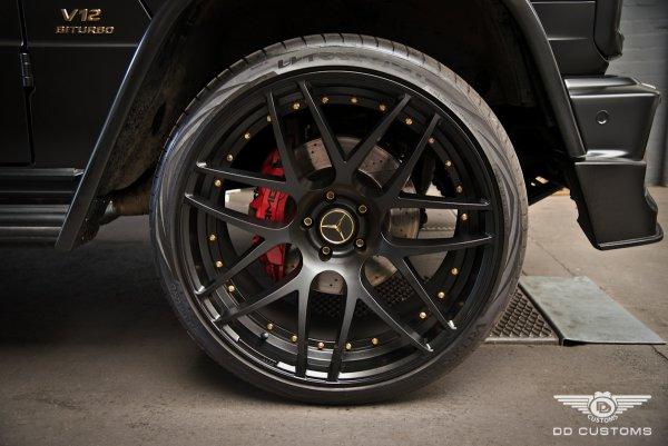 Mercedes G-Klasse AMG G63 G65 Alufelgen